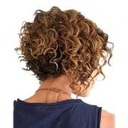 latest short curly hairstyles