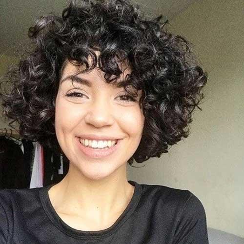 Brilliant 20 Latest Short Curly Hairstyles Crazyforus Schematic Wiring Diagrams Amerangerunnerswayorg