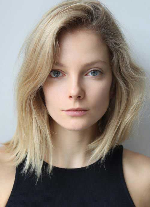 Eniko Mihalik Short Haircut