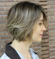 2018 - choppy short haircuts