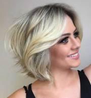 2018 textured bob haircut