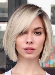 short haircut ideas women