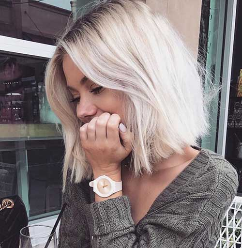 2018 Textured Bob Haircut With 20 Pics Short Hairstyles