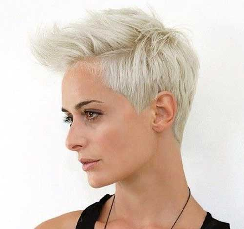 Edgy Short Hairstyles And Cuts Short Hairstyles 2018