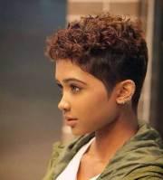 great short haircuts black