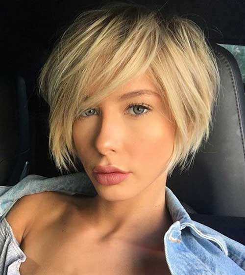 20 Trendy Short Haircuts for Fine