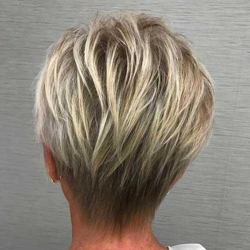 15 Beautiful Layered Short Haircuts - crazyforus