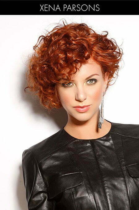 25 Hairstyles For Short Curly Hair Short Hairstyles 2018