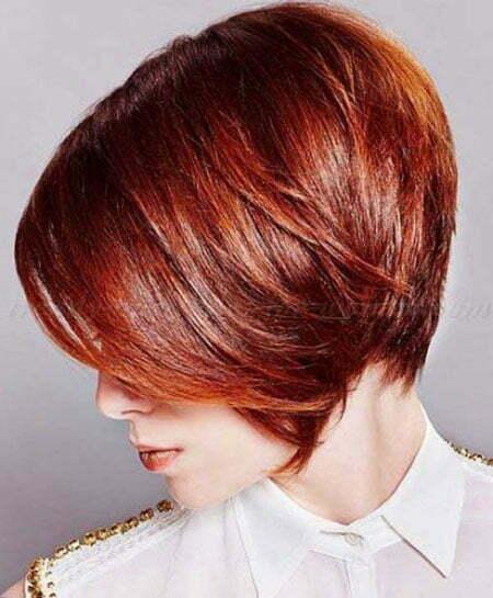 20 Dramatic Short Trendy Haircuts