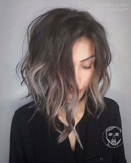 25 Modern Short Hair Color Ideas
