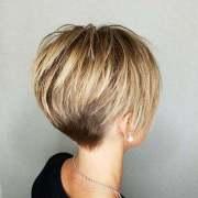 cute short haircuts thick