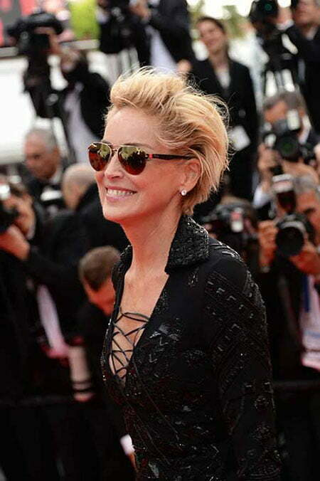 30 Short Hairstyles For Women Over 50