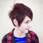 short choppy haircuts