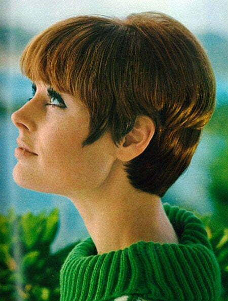 20 Pics of 1960s Short Hairstyles