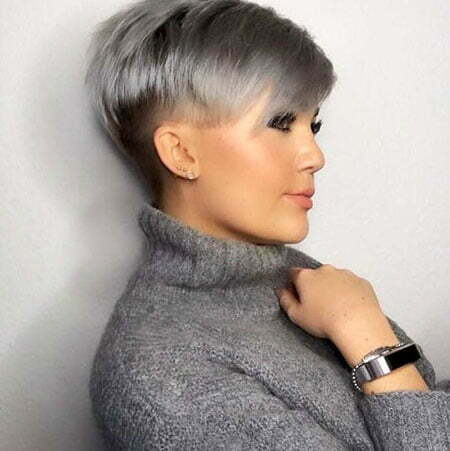 Choppy Short Pixie Haircuts
