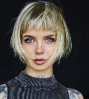 latest trendy short haircuts