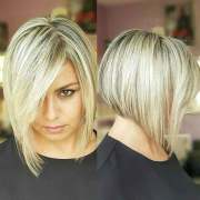 long bob hairstyles front and
