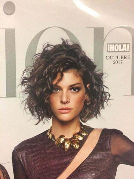 85 Popular Short Curly Hairstyles 2018  2019  Short
