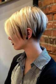layered short haircuts women