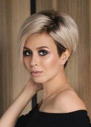 short fine hairstyles women
