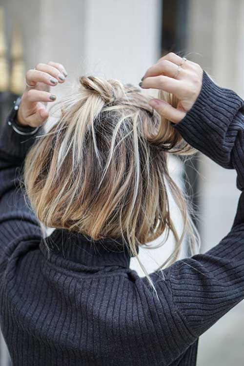 Simple Short Hairstyles-15