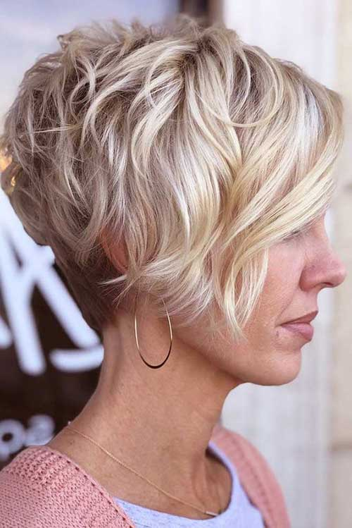 Simple Short Hairstyles-17