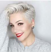 sweet and sexy pixie hairstyles