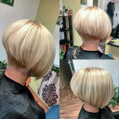 Short Blonde Bob Hairstyles-6