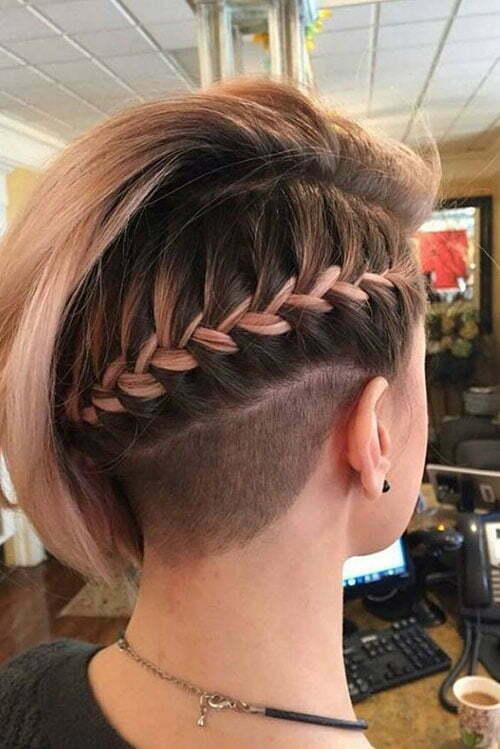 Cute Short Haircuts-9