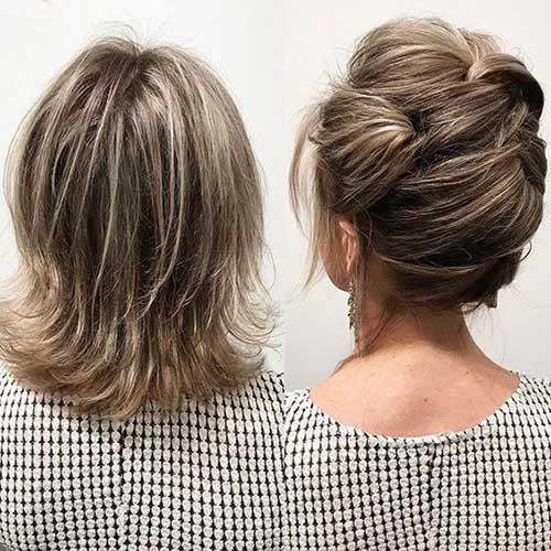 Wedding Hairstyles for Short Hair-14