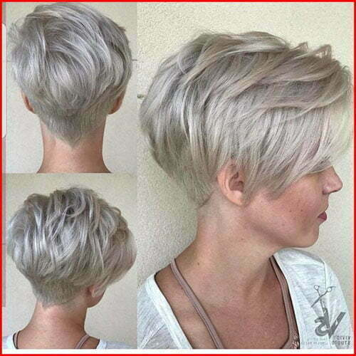 New Ash Blonde Short Hair Ideas Crazyforus