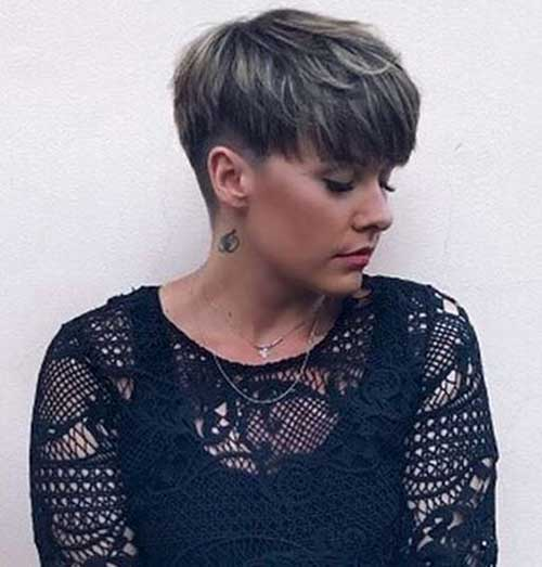 19. Punky Wedge Haircut
