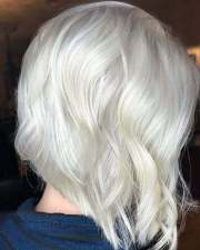 short white hair ideas