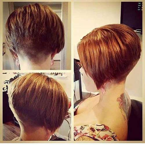 Short Bobbed Haircuts for Women