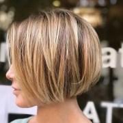 latest short bob haircuts women