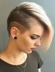 super short blonde pixie cuts