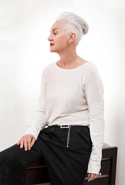 Short Undercut Hairstyles For Women
