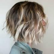 gorgeous short messy bob hairstyles