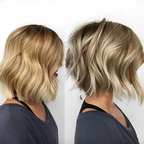 Hairstyles For Bob Hair