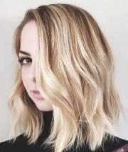 beach wave short hairstyles