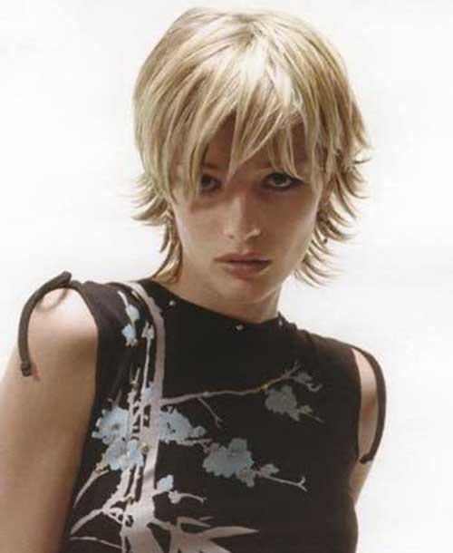 30 Short Choppy Hairstyles For Thin Straight Hair Hairstyles
