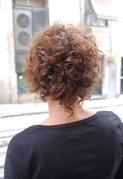 Short Haircuts For Curly Frizzy Hair The Best Short