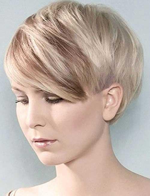 Two Tone Blonde Hair Archives Short Haircut Com