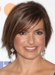 short haircuts brunettes