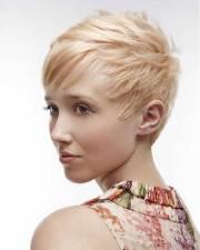 short haircuts straight thin
