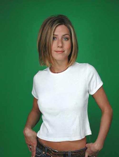15 Spectacular Jennifer Aniston Long Bob Pictures , crazyforus