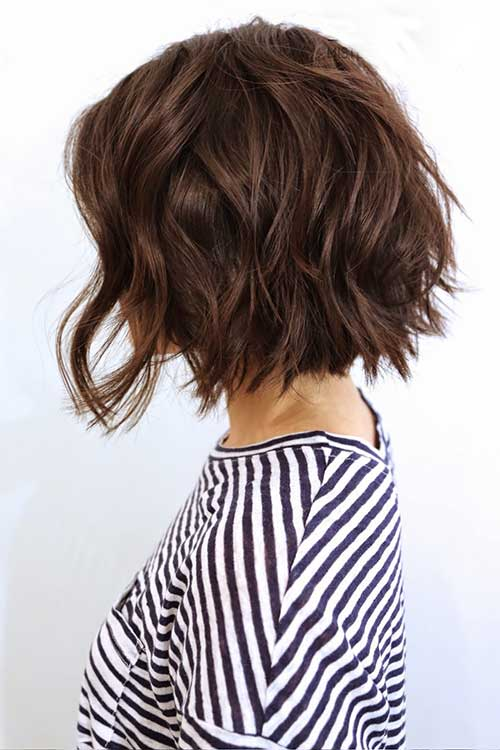 25 Best Short Textured Haircuts  The Best Short Hairstyles for Women 2017  2018
