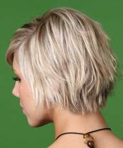 razor cut hairstyles short