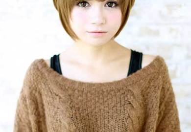 Pictures Of Short Bob Hairstyles For Fine Hair