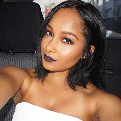 Bob Hairstyles Black Women  The Best Short Hairstyles for